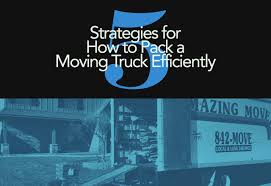 100 Packing A Moving Truck 6 Strategies For How To Pack A Efficiently