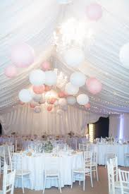 Coral Color Decorations For Wedding by Best 20 Pink Wedding Decorations Ideas On Pinterest Pink
