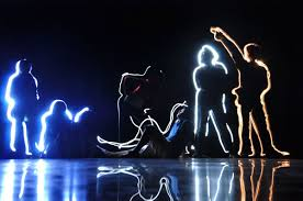 painting with Light on Behance