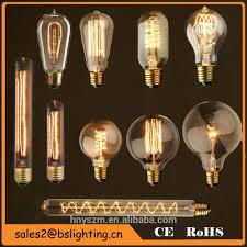 vintage edison bulb antique edison light bulb carbon filament