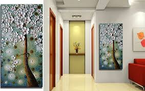 Canvas Wall Art For Dining Room by Amazon Com Asdam Art 3d Oil Paintings 100 Hand Painted Pictures