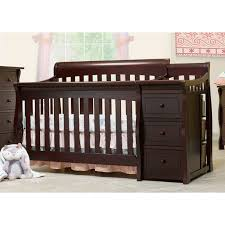 Sorelle Dresser Changing Table by Sorelle Bedford Classic 2 In 1 Convertible Crib Collection Hayneedle