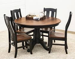 Ellington Single Pedestal Table With 4 Arlington Chairs - Ellington Single  Pedestal Table With 4 Arlington Chairs Arlington End Table Ding Transitional Counter Height With Storage Cabinet By Fniture Of America At Rooms For Less Drop Leaf 2 Side Chairs Patio Ellington Single Pedestal 4 Intercon Black Java 18 Inch Gathering Slat Back Bar Stools Dinette Depot 6 Piece Trestle Set Bench Liberty Pilgrim City Rifes Home Store Northern Virginia Alexandria Fairfax