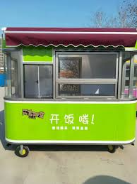 100 Concession Truck Hot Sale Electric Food Machine Hot Dog Street Food
