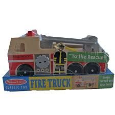 Customized Maplewood Fire Truck - Melissa & Doug ~ General Store Melissa Doug Big Truck Building Set Aaa What Animal Rescue Shapesorting Alphabet What 2 Buy 4 Kids And Wooden Safari Carterscom 12759 Mega Racecar Carrier Tractor Fire Indoor Corrugate Cboard Playhouse Food Personalized Miles Kimball Floor Puzzle 24 Piece Beep Cars Trucks Jigsaw Toy Toys For 1224 Month Classic Wood Radar