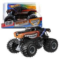 Hot Wheels Year 2012 Monster Jam 1:24 Scale Die Cast Truck ... Monster Jam Trucks New For 2017 Truck Pulls Off First Ever Successful Frontflip Trick Upc 8961018752 Hot Wheels Shark Diecast Vehicle Year 2012 124 Scale Die Cast Truck Metal Body Ccv08 2011 Series Wiki Fandom Powered By Wikia Top 20 Items Daxushequcom 100 El Toro Loco Diecast Toy Inspirational Big Wheel Toys 7th And Pattison Amazoncom Monster Jam Sound Smashers El Toro Loco Vdeo Dailymotion