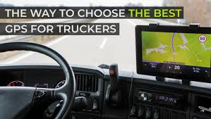 100 Gps For Semi Trucks The Way To Choose The Best GPS For Truckers ThinkComputersorg