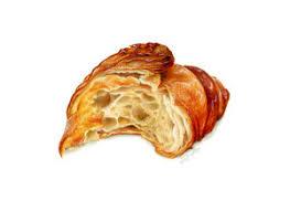 Bitten Croissant