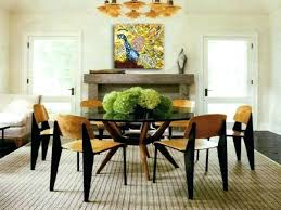 Dining Room Table Centrepiece Ideas Centerpieces Contemporary With Picture Of For