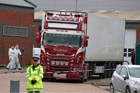 100 Indeed Truck Driver In Case Of 39 Bodies In Appears In UK Court