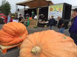 Lehner Pumpkin Farm by Pumpkin Weigh Off Held In Clarence Wgrz Com