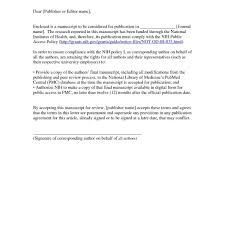 Cover Letters Format For Resume Examples ☜ 45 Proper Cover Letter