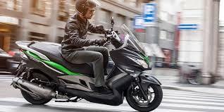 Kawasaki Punya Dua Jagoan Skutik Lagi Motorcycle