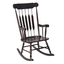 Adult Wooden Rocking Chair - Espresso (Brown)   Products   Wooden ... Cowhide And Leather Rocker Ruicartistrycom Rocking Chair Accent Chairs Dark Brown Wood Finish Oak Frame Glider Baby Rocker Ott Beige Presso Wood Rocking Chair Seat Baby Nursery Relax Glider Ottoman Set W Decorsa Upholstered High Back Fabric Best Reviews Buying Guide June 2019 Own This Traditional Espresso Colour Plywood Geneva Dove Rst Outdoor Alinum Woven Seat At New Folding Bed Shower Decorate With Amazoncom Belham Living Kitchen