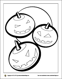 Pumpkin Patch Coloring Pages by Scarecrow In Pumpkin Patch Coloring Page