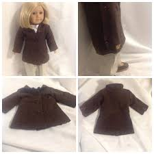43cm Tall Baby Doll Clothes Sweater Coat Set With Jewelry For Child