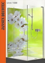eck duschrückwand dusche wandverkleidung fliesenspiegel