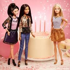 Barbies Around The World 57th Anniversary Teen Vogue