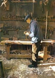 old joiners shop woodworkers dream pinterest