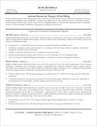 Assistant Store Manager Resume Examples Customer Service Samples Free Restaurant Sample A
