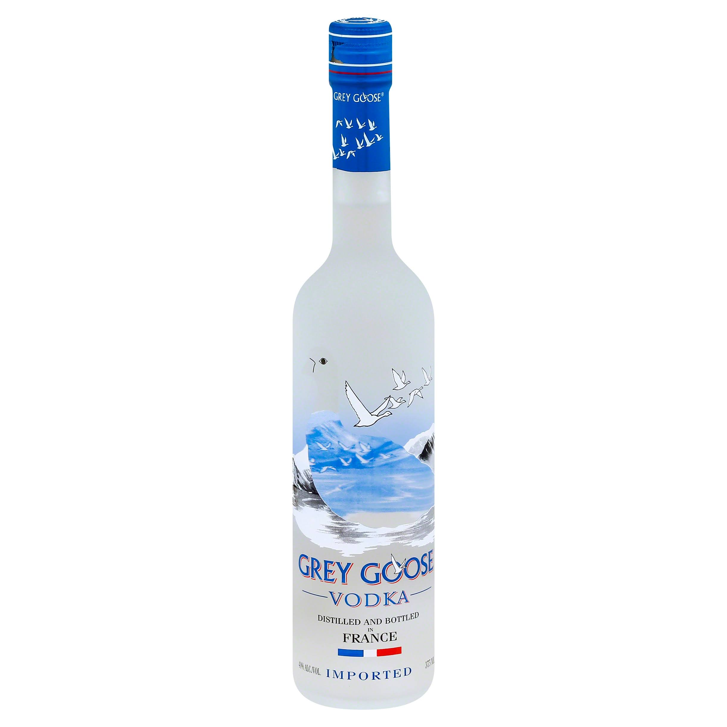 Grey Goose Vodka - 375ml