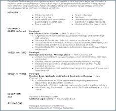 Sample Resume Lawyer Associate Law Samples Legal Clerk Examples