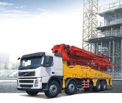 100 Concrete Pump Truck For Sale Mounted Manufacturer Supplier Exporter