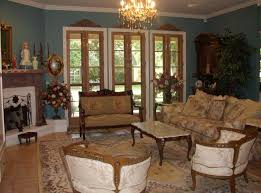 Stunning Home Decoration With Country Victorian Decorating Cool Living Room Using Rectangular Wooden White