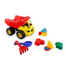 Beach Toys Dump Truck Set