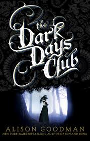 The Dark Days Club Official Website Of Author Alison Goodman