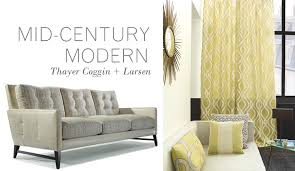 Thayer Coggin Sofa Sectional by Thayer Coggin Larsen A Mid Century Matchup Kdrshowrooms Com