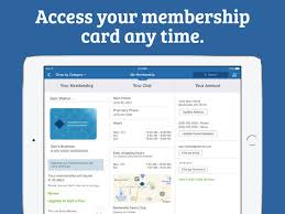 Sams Club Desktop by Sam U0027s Club Wholesale Shopping On The App Store