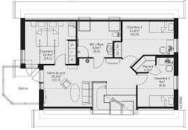 maison ossature bois cle en catalogue plain pied scandinavia 6 maison ossature bois