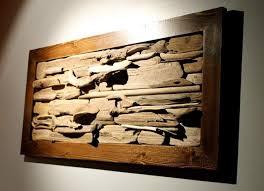 Driftwood Wall Art Decals Rivers Home Design Ideas Sculpture