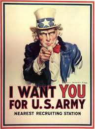 The Most Famous Poster In World By James Montgomery Flagg