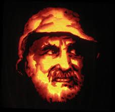 Walking Dead Halloween Stencils pumpkin carving patterns page 2
