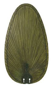 Palm Leaf Shaped Ceiling Fan Blade Covers by Buy Palm Leaf Shaped Ceiling Fan Blade Covers Burl 15