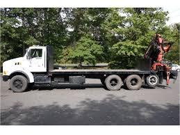 100 Bucket Trucks For Sale In Pa 1997 PALFINGER PK32080 Boom Crane Truck Auction