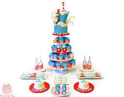 Connor & Hunter s Birthday Dessert Table