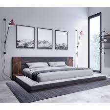 Modern Bedroom Modern Contemporary Bedroom Set Italian Platform