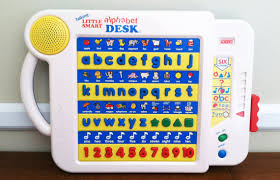 vtech smart alphabet picture desk luvable friends printed fleece blanket birds learning toys