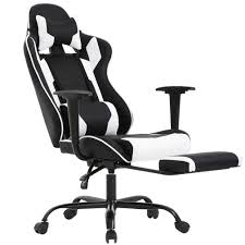 Factory Direct: New Gaming Chair Racing Style High-back Office Chair ... Extra Wide 500 Lbs Capacity Leather Desk Chair W 28w Seat Rh Logic 400 Ergonomic Office From Posturite Melton High Back Mandaue Foam Lr5382 Modliving Mid Ribbed Italian Modernday Designs Milan Direct Ergohuman Plus Elite V2 Mesh Reviews Top 9 Best Brands Of The 2019 Markus Chair Glose Black Ikea Wendell Living Spaces Amazonbasics Black Amazonin Home Kitchen