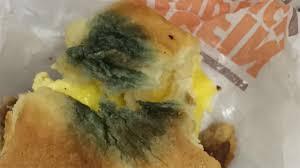 siege burger king report bites into moldy burger king sandwich wsoc tv