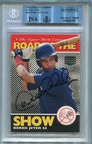 1993 Upper Deck Top Prospect Derek Jeter by Graded Sports Cards U0026 Memorabilia Blog Your 1 Source For Graded