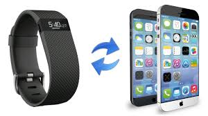 How to Re Sync Sync the FitBit Charge HR to an iPhone