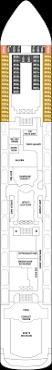 Ncl Breakaway Deck Plan 14 by Norwegian Spirit Cruise Ship Deck Plans Norwegian Cruise Line