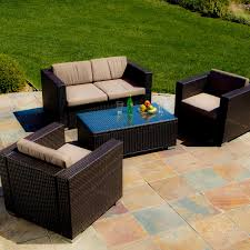 Patio Set Umbrella Walmart by Outdoor Awesome Gallery Of Christopher Knight Patio Furniture For
