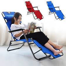 Reclining Camping Chairs Ebay by Homdox Outdoor Furniture 178cm Desk Chair Longer Leisure Folding