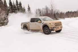 100 Trucks In Snow 5 Things I Learned Ripping Through The In A 2017 Ford F150