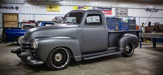 100 1949 Chevrolet Truck All Out Custom Sparks Speed Shops OneOfAkind